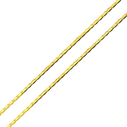 Χρυσή αλυσίδα λαιμού Κ14