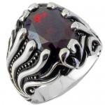 Ασημένια Ανδρικά δαχτυλίδια