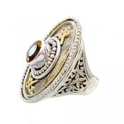 Δαχτυλίδια από ασήμι και χρυσό